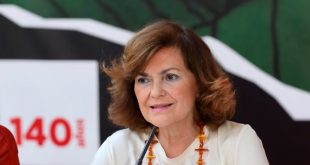 Vicepresidenta Calvo: el sistema tiene que funcionar