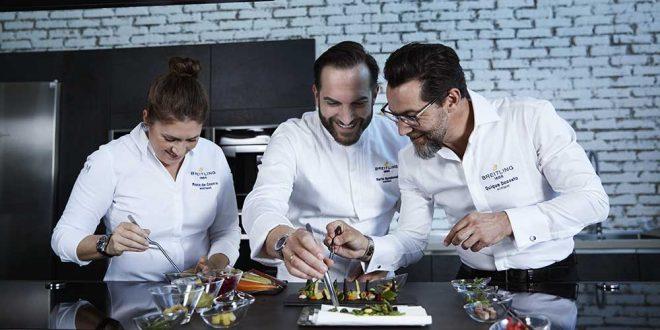 Relojería suiza para una cocina irresistible