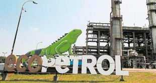 Colombia potencia petrolera