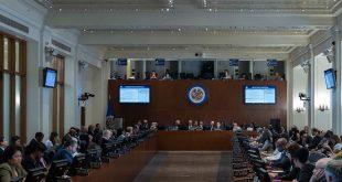 Representantes de los Estados en el Consejo Permanente de la OEA debatieron este miércoles sobre la necesidad de dar protección a los derechos humanos en Venezuela