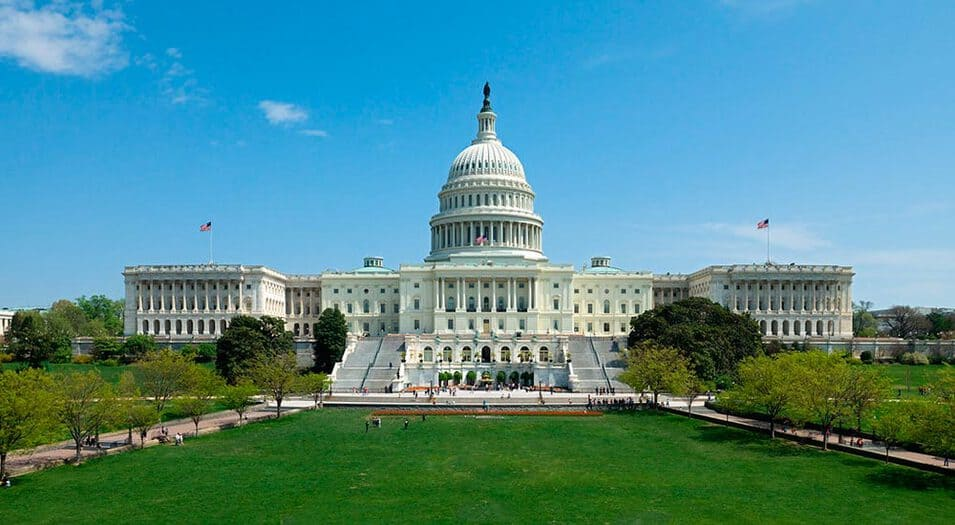La votación del documento contó con el apoyo de 94 senadores / US Senate