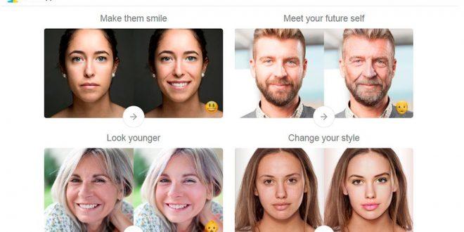 FaceApp: Mirar nuestro futuro puede poner en peligro nuestro presente