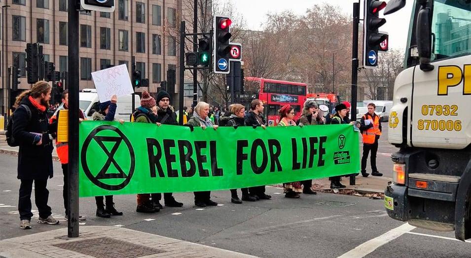 El activismo por el cambio climático ha repuntado a nivel global.
