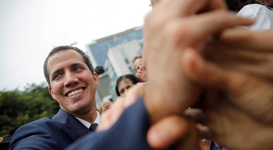 Juan Guaidó, reconocido como presidente interino de Venezuela por más de 50 países, reactivó el tratado en tiempos de crisis