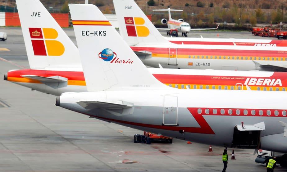 Personal de Iberia tiene tiempo haciendo los reclamos.