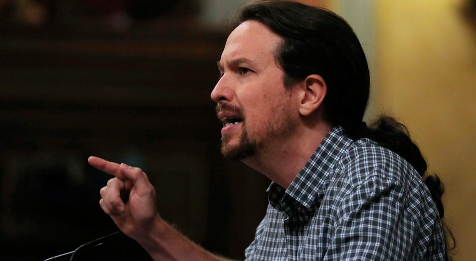El líder de Unidas Podemos tuvo que dar un paso al costado por las negociaciones con el PSOE.