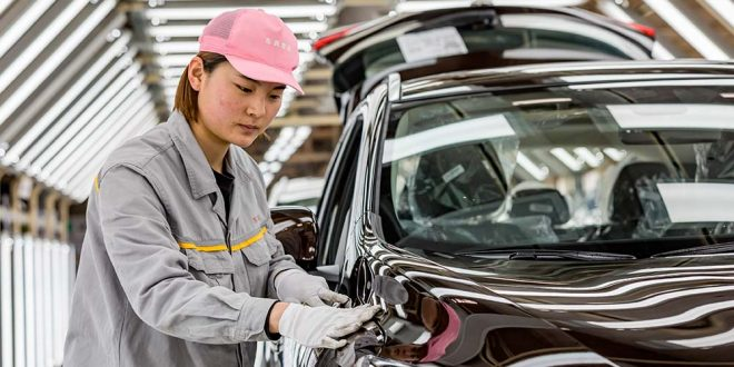 Renault avanza en el mercado de vehículos eléctricos en China