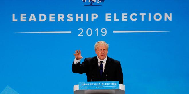 Cerró campaña y Johnson se perfila como ganador en Reino Unido