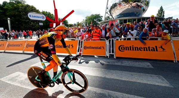 El Jumbo Visma sigue sorprendiendo en el Tour de Francia.