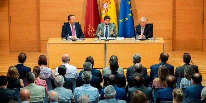 PP, Cs y Vox acordaron en Murcia y López Miras será el candidato otra vez