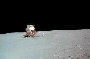 Medio siglo del Apolo 11