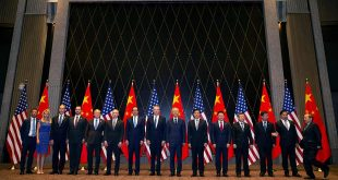 Negociaciones China Estados Unidos