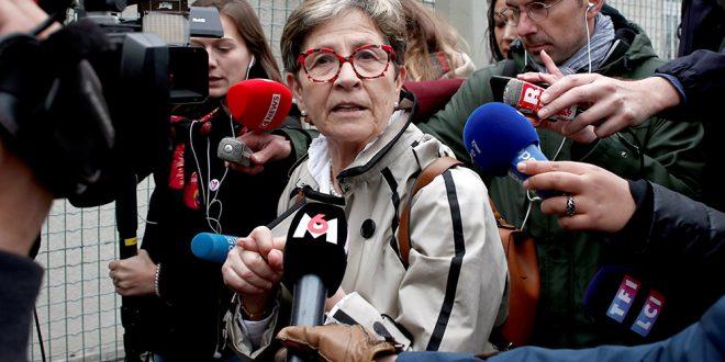 Los padres de Vince Lambert, Viviane y Pierre, aceptaron este lunes no seguir la batalla judicial