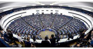 Eurodiputados aprobaron la resolución que condena los ataques a la salida democrática y la violación de derechos humanos, en Venezuela