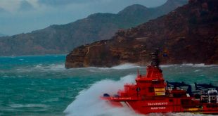 Salvamento Marítimo rescata a 145 personas en aguas del Estrecho de Gibraltar