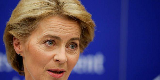 """Ursula von der Leyen: """"No queremos un Brexit sin acuerdo"""""""
