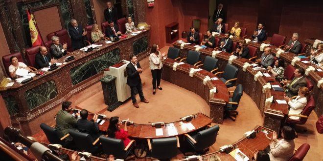 PP, Cs y Vox pactan desbloqueo de investidura en Gobierno de Murcia