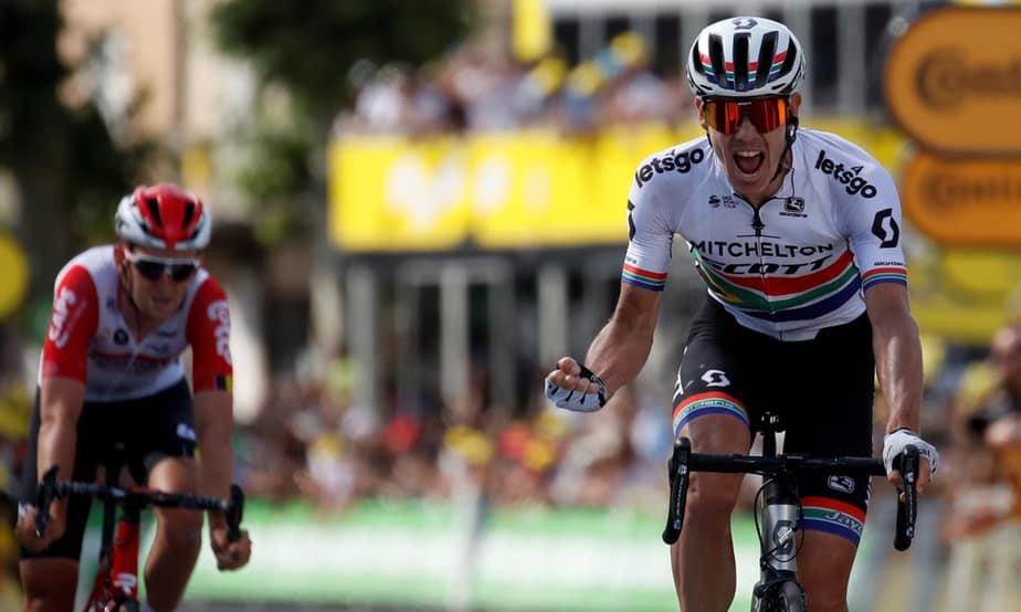 Daryl Impey ganó la novena etapa del Tour de France 2019