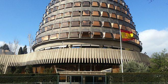 El TC anuló la reprobación del Rey en el Parlament