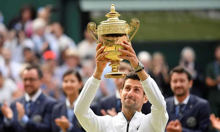 campeón de Wimbledon