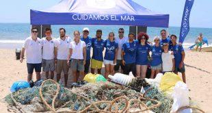 Ecomar lleva 20 años cuidando de nuestros mares y océanos