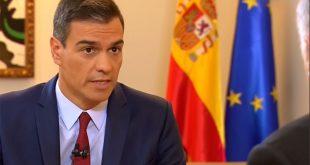"""Al espacio """"Al rojo vivo"""" del canal de televisión abierta español La Sexta, Pedro Sánchez declaró que le reiteró al líder de Podemos Pablo Iglesias que no será posible que forme parte de su Consejo de Ministros."""