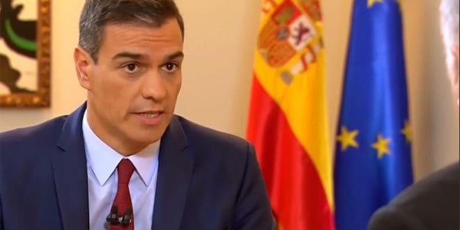 Sánchez da por descartada presencia de Iglesias en el Ejecutivo
