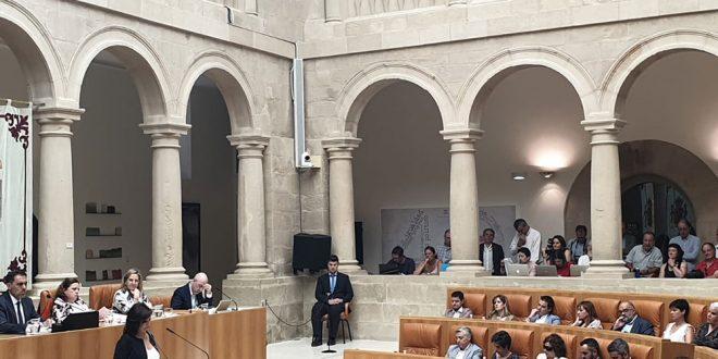 PSOE y Podemos rompieron negociaciones en La Rioja y Andreu no será presidenta