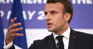 Macron exhortó a las autoridades de Libia a que protejan la vida de los migrantes y demandantes de asilo que han llegado a territorio francés.