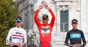 Vuelta España 2011