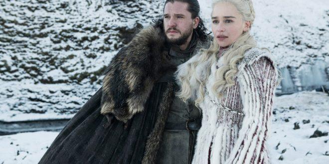 Los Emmys se arrodillan ante 'Juego de Tronos'