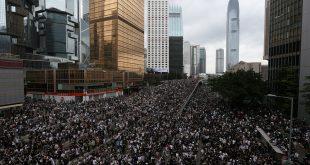 """El gobierno chino estima que las protestas en Hong Kong han """"comprometido gravemente"""" la prosperidad y la estabilidad. Y que se ha """"excedido el límite de lo aceptable""""."""