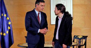 """Conforme a la encuesta del CIS, la opción de la """"vía navarra"""" con el apoyo de Podemos al PSOE contaría con gran respaldo en una eventual segunda ronda de elecciones generales."""