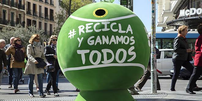 Cuidar la cadena de reciclaje