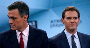 Conforme al más reciente barómetro de CIS, de tener que realizarse nuevas elecciones generales, Sánchez gana simpatías, mientras a Rivera se le reducen las posibilidades presidenciales.