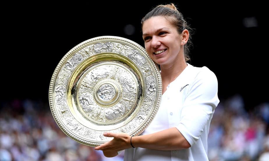 Halep es la nueva campeona de Wimbledon