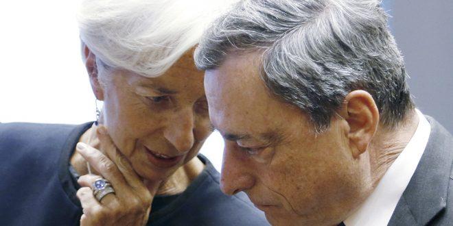 Banco Central Europeo tomará nuevas medidas para contrarrestar desaceleración de la economía