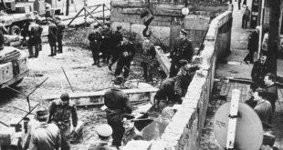 58 años de la construcción del Muro de Berlín: la pared que dividió el mundo