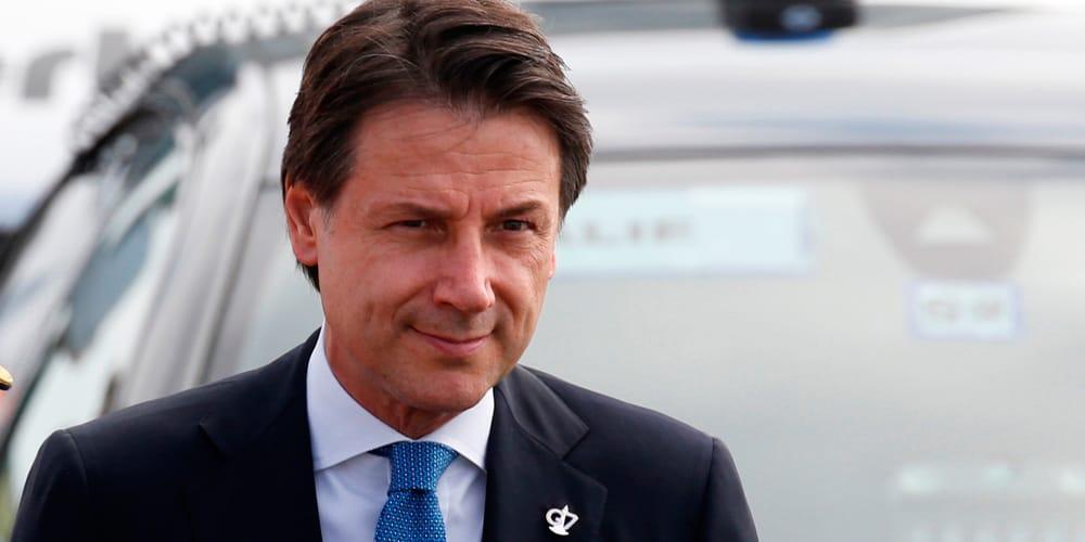Pacto con el Partido Democrático le da oxígeno a Giuseppe Conte.