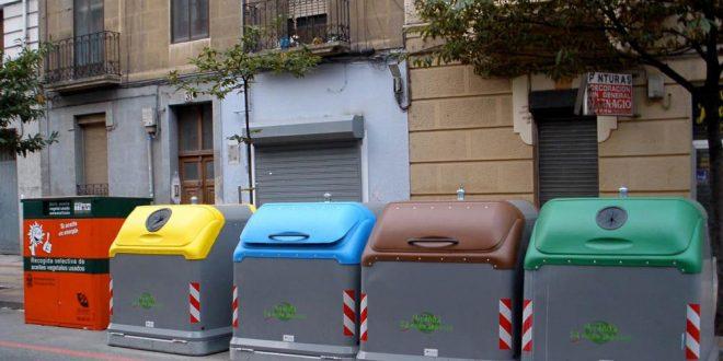 Contenedor marrón en España antes del 2024