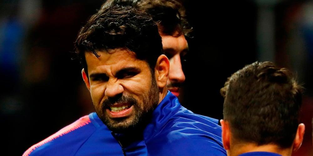 El delantero del 'colchonero' sufre un presente tormentoso con el club.
