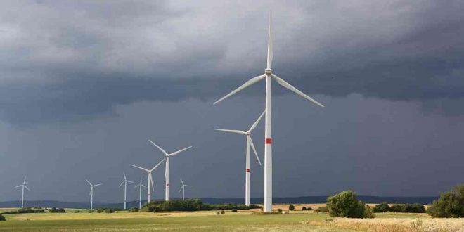 Energía eólica Europa