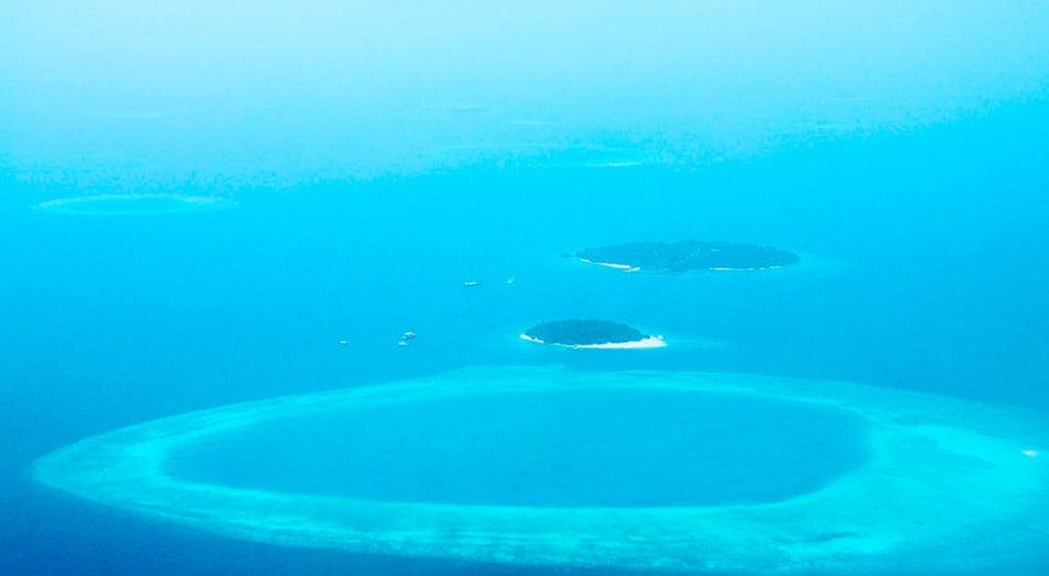 energía renovable para Maldivas