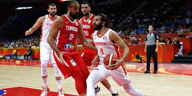 España Mundial FIBA