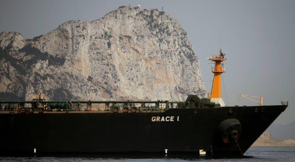 Petrolero Grace 1