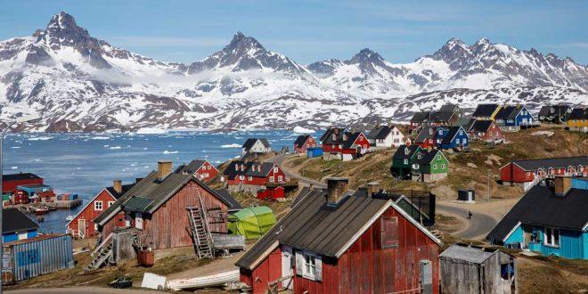 Groenlandia no está a la venta, pero sí abierta a los negocios