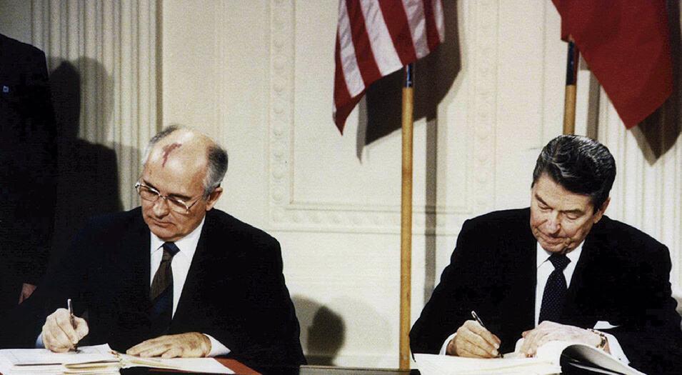 Estados Unidos se retira del acuerdo nuclear con Rusia luego de 32 años