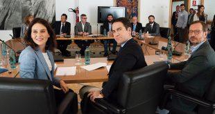 Isabel Díaz Ayuso será la presidenta de la Comunidad de Madrid con pacto del PP, Cs y Vox
