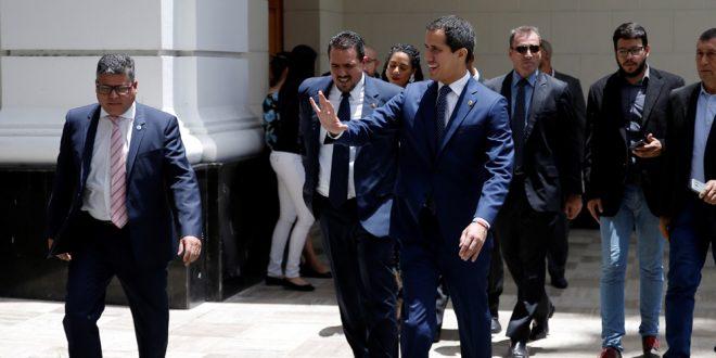 uan Guaidó impulsa la transición democrática en Venezuela, con nombramientos de un eventual gabinete de Gobierno