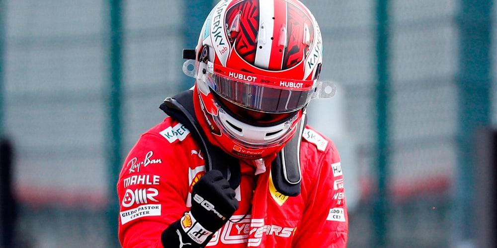 El monegasco buscará su primera victoria en la F1 este domingo.
